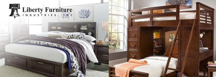 Liberty Furniture | Shop our Bedroom Furniture!