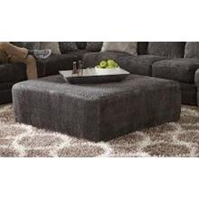 Jackson Furniture Mammoth Ottoman - Fabric:  1806-58 Smoke
