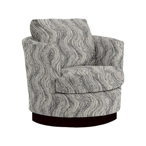 Best Home Furnishings - Tina Swivel Barrel Chair - Dune