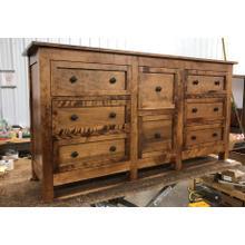Taylor J Dresser in Birch #14 w/ M5 Knobs