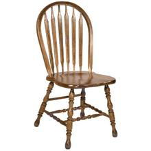 See Details - Country Arrowback Side Chair