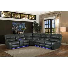 Pecos Power Motion Sectional