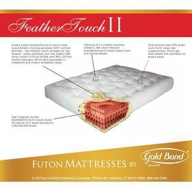 Feather Touch II Futon Mattress