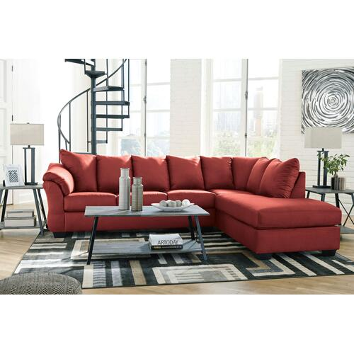 - Darcy Sectional Right Salsa