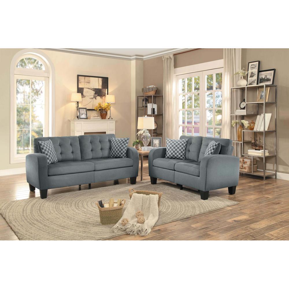 Sinclair Sofa and Love Seat
