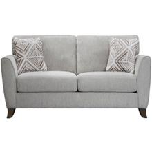 Alyssa Loveseat Pebble