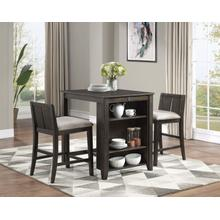 HOMELEGANCE 5773DC-32 3-Piece Daye Counter Height Dinette Set
