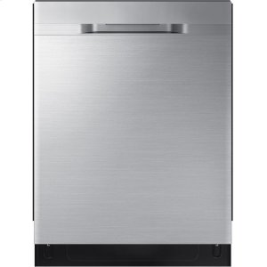 SamsungStormWash 48 dBA Dishwasher in Stainless Steel