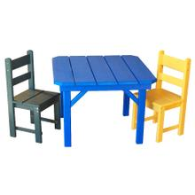 "Children's 28"" Square Table (Chairs Sold Separately)"