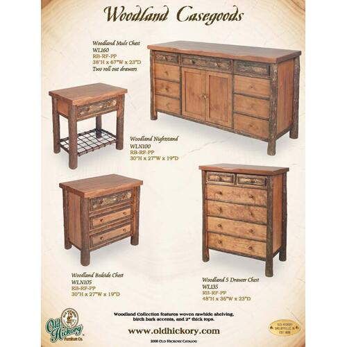 Woodland Casegoods
