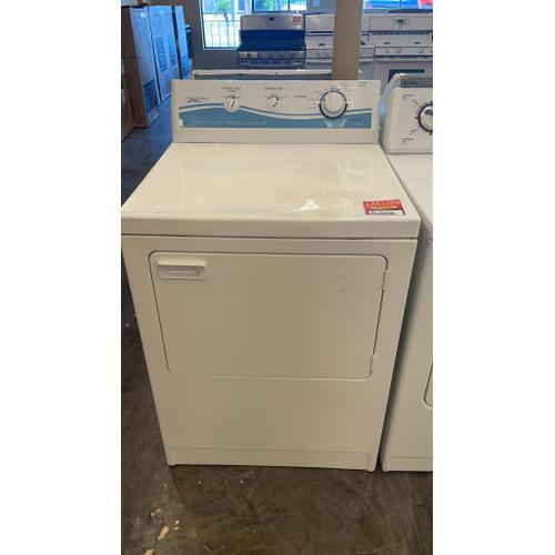 Treviño Appliance - Admiral Electric Dryer