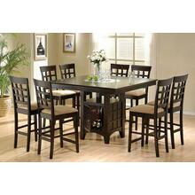 Coaster Gabriel Dining with 6 Chairs