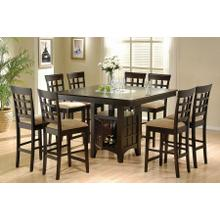 See Details - Coaster Gabriel Dining with 6 Chairs
