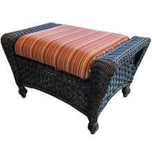 Georgetown Wicker Ottoman