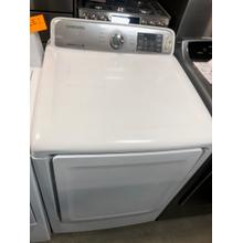 Used 7.4 cu. ft. Electric Dryer in White