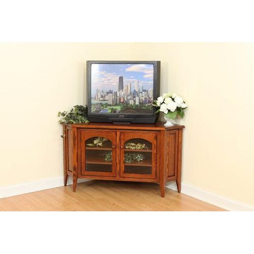 Corner Shaker TV Stand