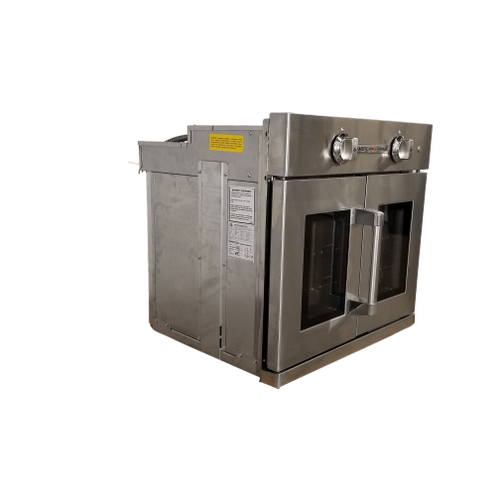 Single French Door Wall Oven