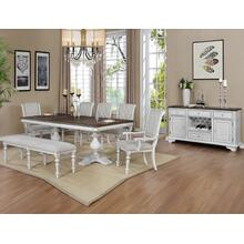 Crown Mark 2275 Bardot Dining Table