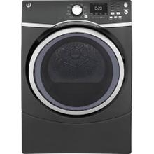 GE 7.5 cu. ft. capacity Front Load electric dryer with steam