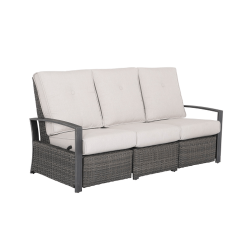 3 Seater Sofa with Twin Recliners