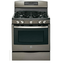 30 Inch Freestanding Gas Range with Sealed Cook top, Griddle, 5.6 cu.