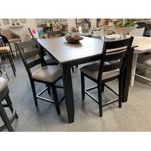 "5 Piece ""Beacon"" High Dining Set"