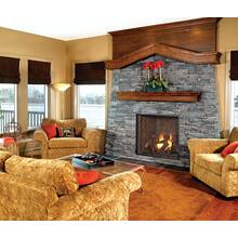 Alpha 36S Gas Fireplace
