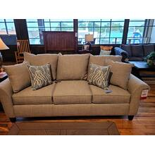CLEARANCE Madera Pewter Sofa