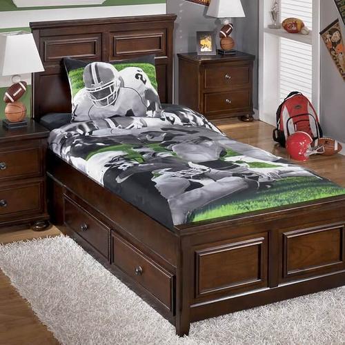 Tackle Football Bedding Set Twin