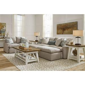 Melilla- Ash Sofa and Loveseat