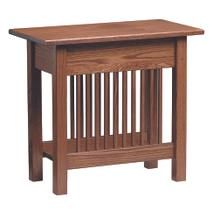 See Details - Mission Chair Side Table