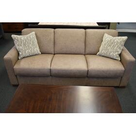 Peralta Sleeper Sofa with Memory Foam Mattress