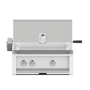 """Aspire By Hestan 30"""" Built-In U-Burner, Sear and Rotisserie Grill NG"""