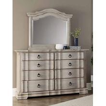 Dresser & Mirror Spice Cream #233010