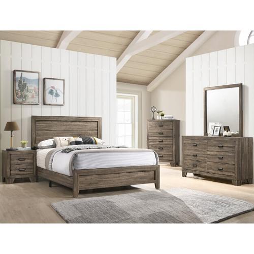 Crown Mark B9200 Millie Queen Bedroom