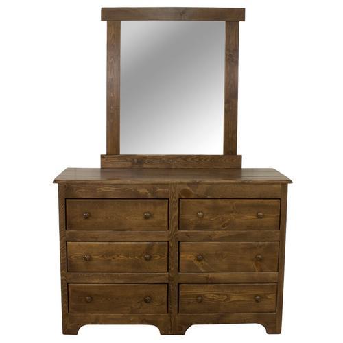 Best Craft Furniture - SC923  6-Drawer Dresser