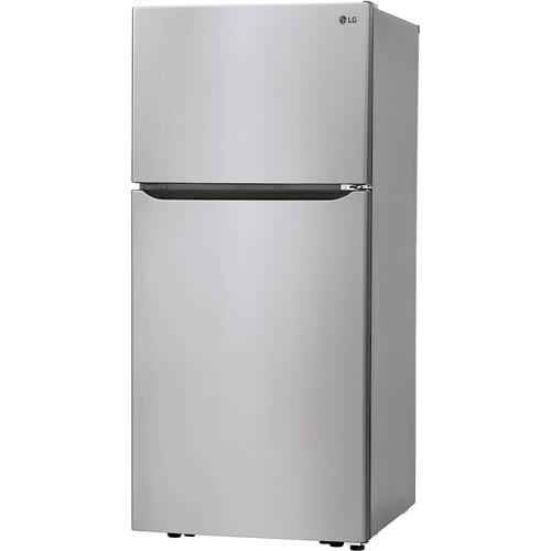 LG 4 Piece Stainless Steel Electric/Top Freezer Kitchen Suite