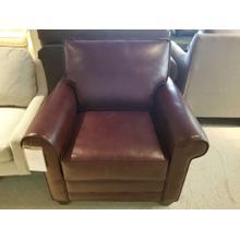 See Details - Chair in Taos Burgundy