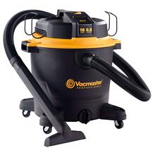 VACMASTER PRO 16 GALLON 6.5 HP WET/DRY VAC BEAST SERIES