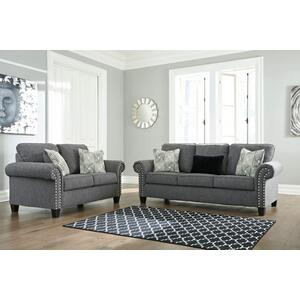 Agleno Sofa and Loveseat Set