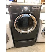 Used LG Electric Dryer with Pedestal