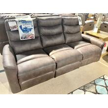 View Product - CLOSEOUT Reclining Sofa
