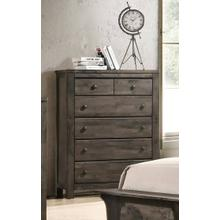 See Details - Blue Ridge Chest - Rustic Gray