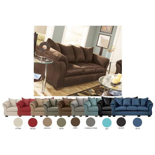 Sofa | Available in 10 Colors