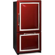 See Details - Antique Refrigerator Model 1896