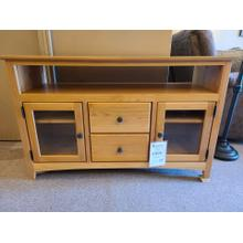 """See Details - TV Console 48"""" Standard - Natural"""