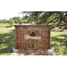 See Details - Rodeo Dresser XL (No Mirror)