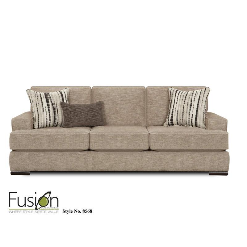 Handwoven Stone Sofa