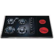 """View Product - Antique 45"""" Dual Cooktop"""