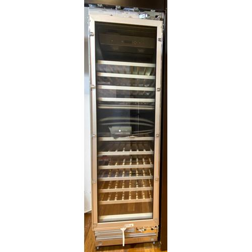 "Gaggenau RW464761  400 Series Wine Storage Unit Fully Integrated, With Two Temperature Zones Width 24"" (61 Cm)"